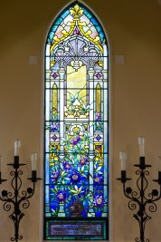 Tiffany Vine window